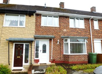 Thumbnail 3 bed terraced house to rent in Romford Road, Stockton-On-Tees