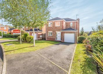 Thumbnail 4 bed detached house for sale in Sefton Drive, Rowley Regis