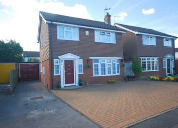 Thumbnail 4 bed detached house for sale in Haglis Drive, Wendover, Buckinghamshire