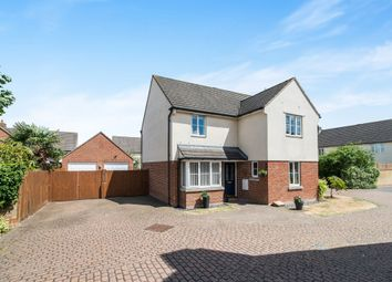 Thumbnail 4 bed detached house for sale in Blissmore Lane, Weyhill, Andover