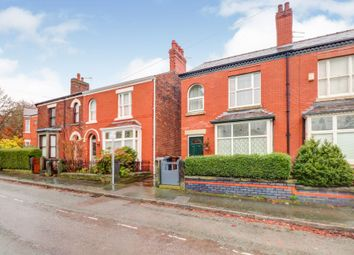 Thumbnail 2 bed semi-detached house for sale in Park Road, Congleton