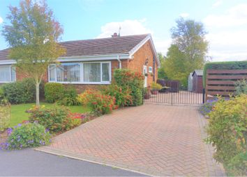 Thumbnail 2 bed semi-detached bungalow for sale in Fountayne Road, Filey