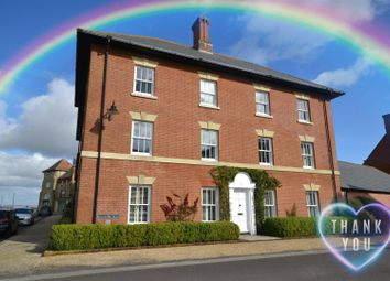 Thumbnail 2 bed flat for sale in Dunnabridge Square, Poundbury, Dorchester