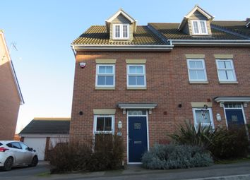 Thumbnail End terrace house for sale in Charnos Street, Ilkeston