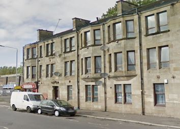 Thumbnail 1 bed flat for sale in 130, Ferguslie, Flat 2-3, Paisley, Renfrewshire PA12Xp