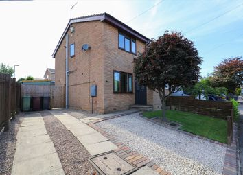 Thumbnail 2 bedroom semi-detached house for sale in Curlew Avenue, Eckington, Sheffield