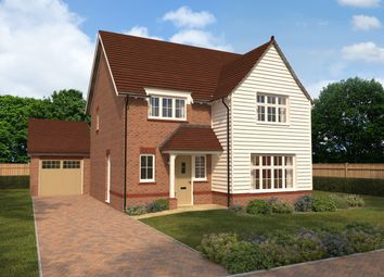 Thumbnail 4 bed detached house for sale in Roman Way, Strood