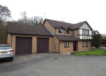 4 bed detached house for sale in The Glade, Westbury Park, Newcastle ST5
