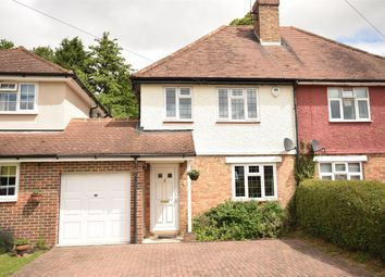 Thumbnail 3 bed semi-detached house for sale in 148 Main Road, Sundridge, Sevenoaks, Kent