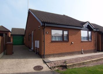 Thumbnail 2 bed detached bungalow to rent in Whithorn Mews, Mansfield, Nottinghamshire