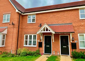 2 bed terraced house for sale in Kingfisher Drive, Southam CV47