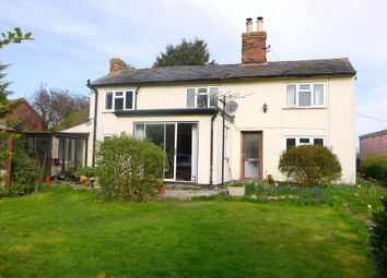 Thumbnail 3 bed detached house for sale in Cavendish, Sudbury, Suffolk
