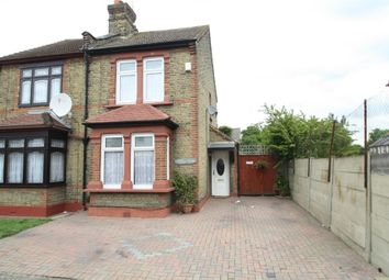 Thumbnail 3 bed semi-detached house for sale in Roman Road, East Ham, London