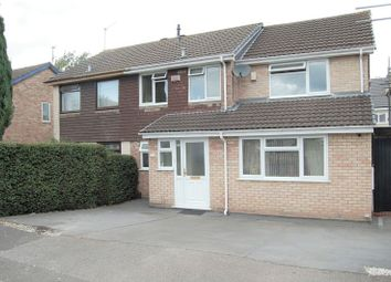 Thumbnail 4 bed detached house for sale in 18 Reansway Square, Whitmore Reans, Wolverhampton