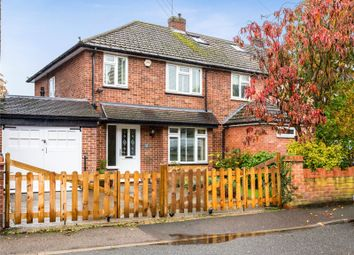 Thumbnail 4 bed semi-detached house for sale in Mill Lane, Windsor, Berkshire