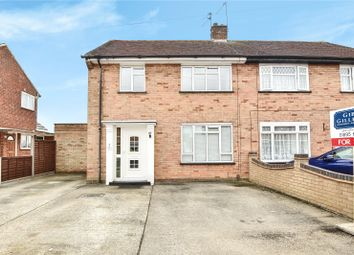 2 bed semi-detached house for sale in Ash Grove, Harefield, Uxbridge, Middlesex UB9