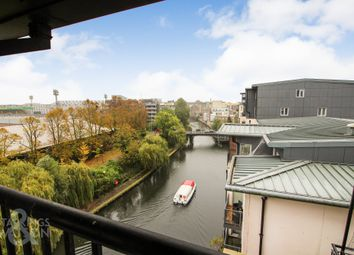 Thumbnail 3 bed flat for sale in Albion Mill, King Street, Norwich
