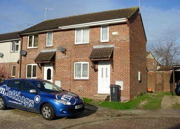 Thumbnail 2 bed property to rent in Bradenham Road, Grange Park, Swindon