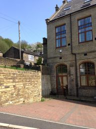 Thumbnail 3 bed end terrace house to rent in Spruce House, Pye Nest, Sowerby Bridge