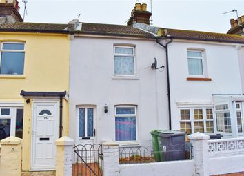 2 bed terraced house for sale in Myrtle Road, Eastbourne BN22