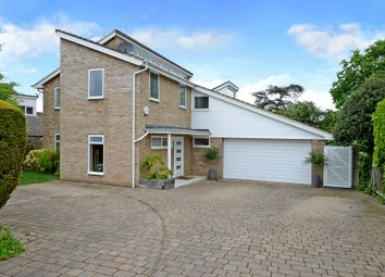 Thumbnail 4 bed detached house for sale in Church Meadow, Surbiton, Surbiton