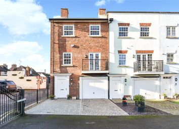 3 bed end terrace house for sale in New Park Road, Chichester, West Sussex PO19