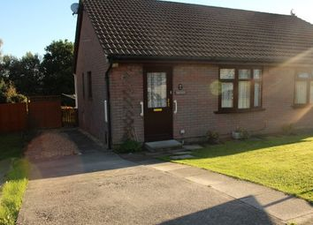 Thumbnail 2 bed bungalow to rent in Rhodfa'r Eos, Cwmrhydyceirw, Swansea