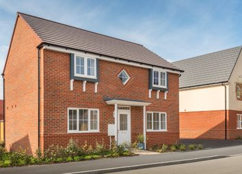 """Thumbnail 4 bed detached house for sale in """"Thornbury"""" at Robell Way, Storrington, Pulborough"""