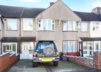 Thumbnail 3 bed terraced house to rent in Buckingham Avenue, Welling, Kent