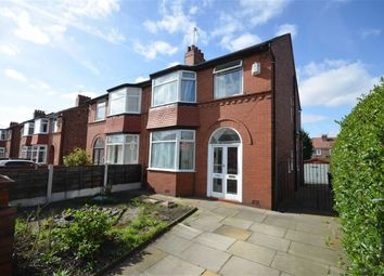 Thumbnail 3 bed semi-detached house for sale in Broadstone Road, Heaton Chapel, Stockport, Greater Manchester