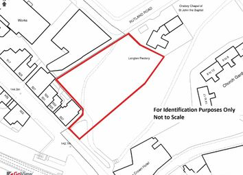 Thumbnail Land for sale in Rutland Road, Stoke-On-Trent, Staffordshire