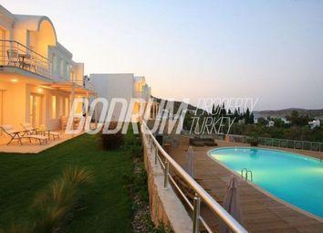 Thumbnail 3 bed villa for sale in Gundogan, Aegean, Turkey