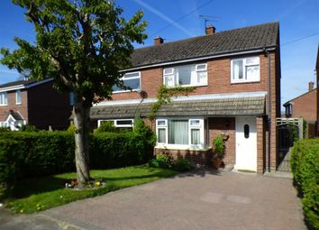 Thumbnail 3 bed property for sale in Palmer Road, Sandbach