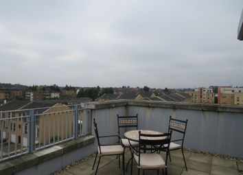 Thumbnail 2 bedroom flat for sale in Fortune Avenue, Burnt Oak, Edgware