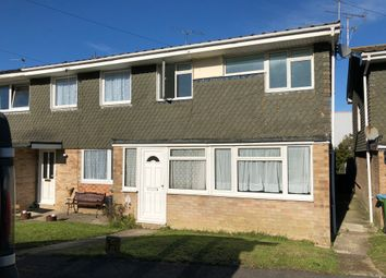 Thumbnail 3 bed terraced house to rent in Stanford Close, Bognor Regis