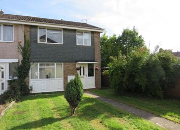 Thumbnail 3 bed end terrace house for sale in Cherington, Yate, Bristol