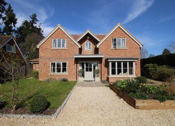 Wood Lane, Kidmore End RG4. 4 bed detached house for sale