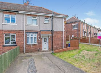 Thumbnail 3 bed end terrace house for sale in Rufford Road, Belle Vue, Doncaster