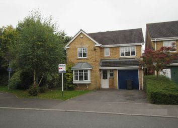 Thumbnail 4 bed detached house to rent in Diana Gardens, Bradley Stoke, Bristol