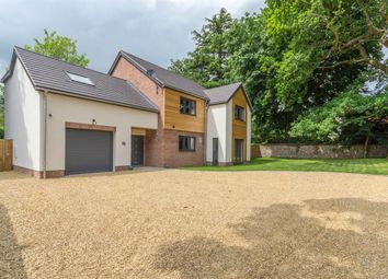 Thumbnail 5 bedroom detached house for sale in Sycamore Drive, Fakenham