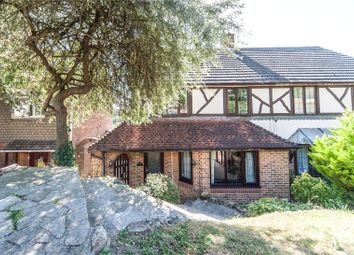 Thumbnail 4 bed semi-detached house for sale in Nine Acres Road, Cuxton, Kent