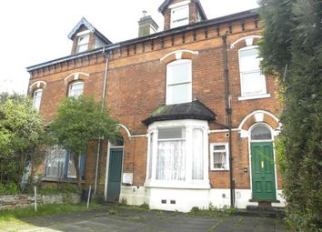 Thumbnail 1 bed flat to rent in Victoria Road, Harborne