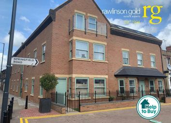 Greenhill Way, Harrow-On-The-Hill, Harrow HA1. 3 bed flat