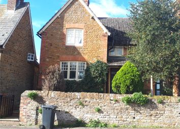 Thumbnail 3 bed semi-detached house to rent in High Street, Ecton, Northampton