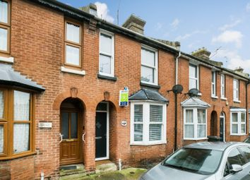 3 bed terraced house for sale in York Road, Canterbury CT1