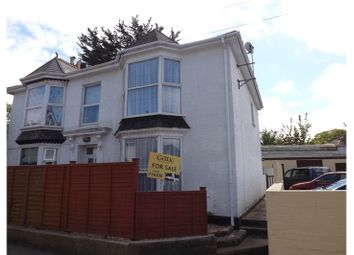 Thumbnail 2 bedroom semi-detached house for sale in Basset Street, Camborne