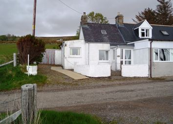 Thumbnail 2 bed semi-detached bungalow for sale in Brae Tongue, Tongue, Lairg