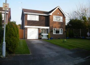 Thumbnail 5 bed detached house for sale in Long Acre, Weaverham, Northwich, Cheshire