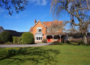 Thumbnail 5 bed detached house for sale in Periton Road, Minehead