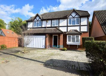 Thumbnail 4 bedroom detached house for sale in Bells Lane, Horton, Slough